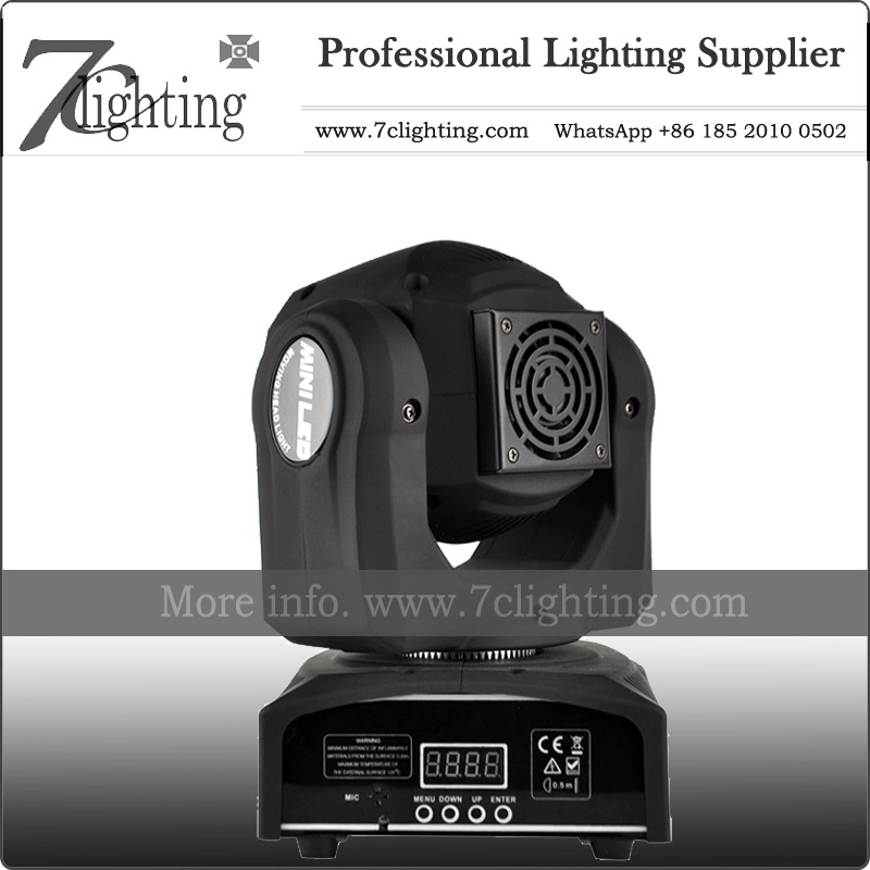 10W/30W Mini Moving Head Spot