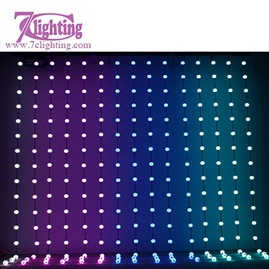 LED Ball Curtain