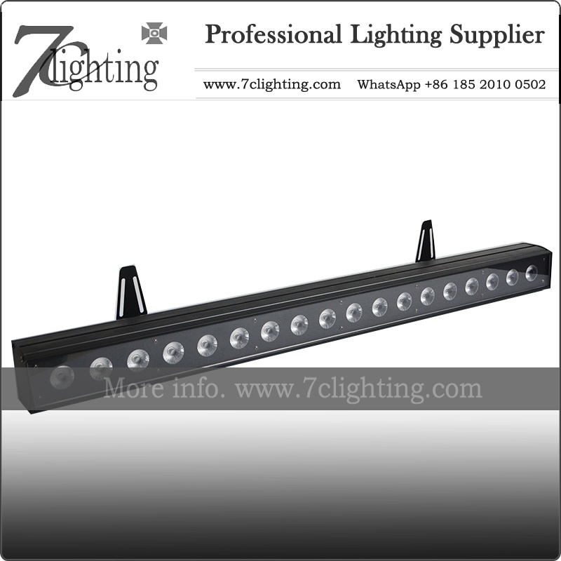 18 LED Linear Wall Washer