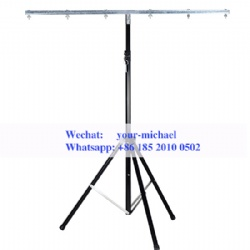 3 Meter Single Bar Tripod Light Stand