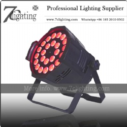 24x18W LED PAR Wash Light