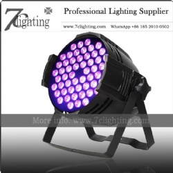 54x3W Tir-color LED PAR