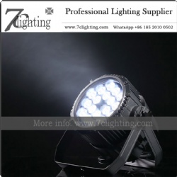 18x18W LED PAR RGBWA+UV IP65