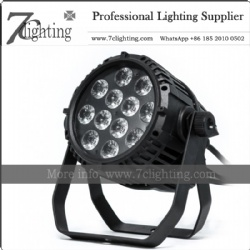 12x15W LED PAR RGBWA IP65