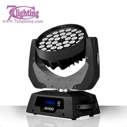 36x10W Zoom Moving Head Wash