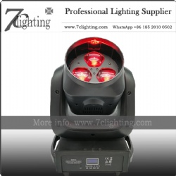 Beam Moving Head 3X40W Mini Bee Eye