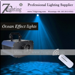 Dynamic Water Effect Projector