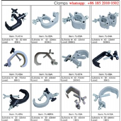 Lighting Clamps Series