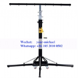 Heavy Duty Crank Light Stand 6 Meter