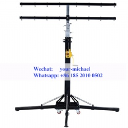Heavy Duty Winch Up Stand 6 Meter